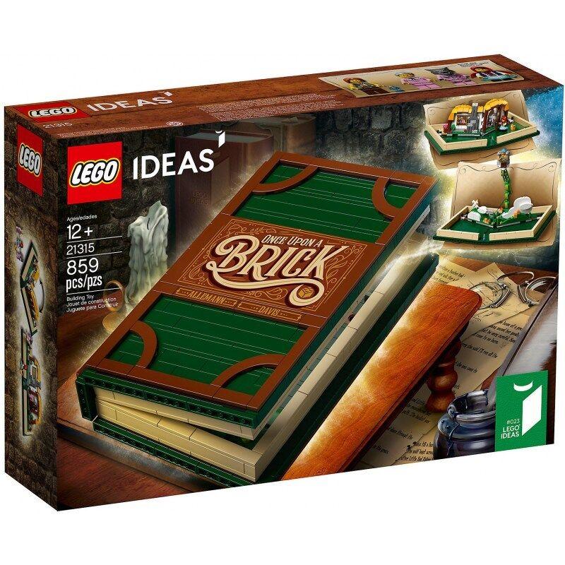 LEGO Ideas 21315 - Livre Pop Up NEUF