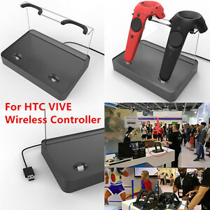 Magnetic-Dual-Charger-Station-Charging-Stand-for-HTC-VIVE-Wireless-Controller