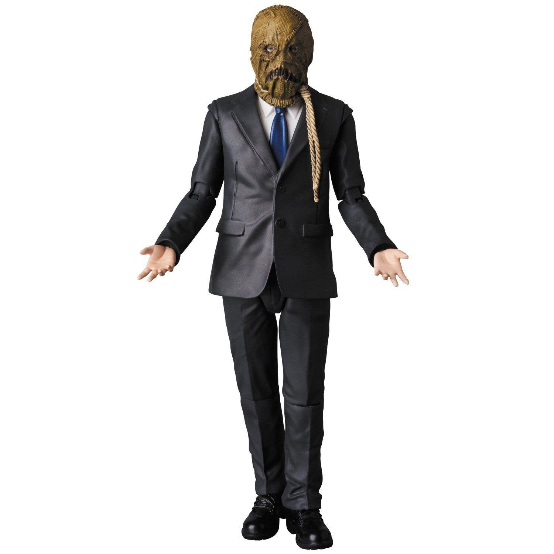 Medicom Toy Toy Toy mafex BATMAN BEGINS SPAVENTAPASSERI VERSIONE JAPAN 512fd3