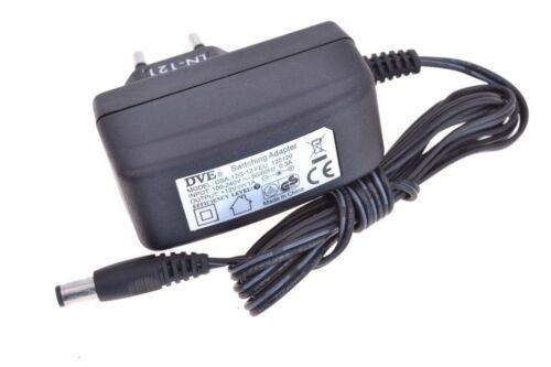 12V-1A Original Netzteil für SITECOM LN-121 Output