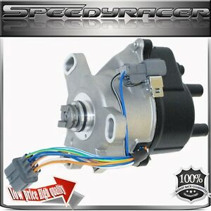 brand new 92 95 acura integra obd1 ignition distributor 1 8l non vtec only