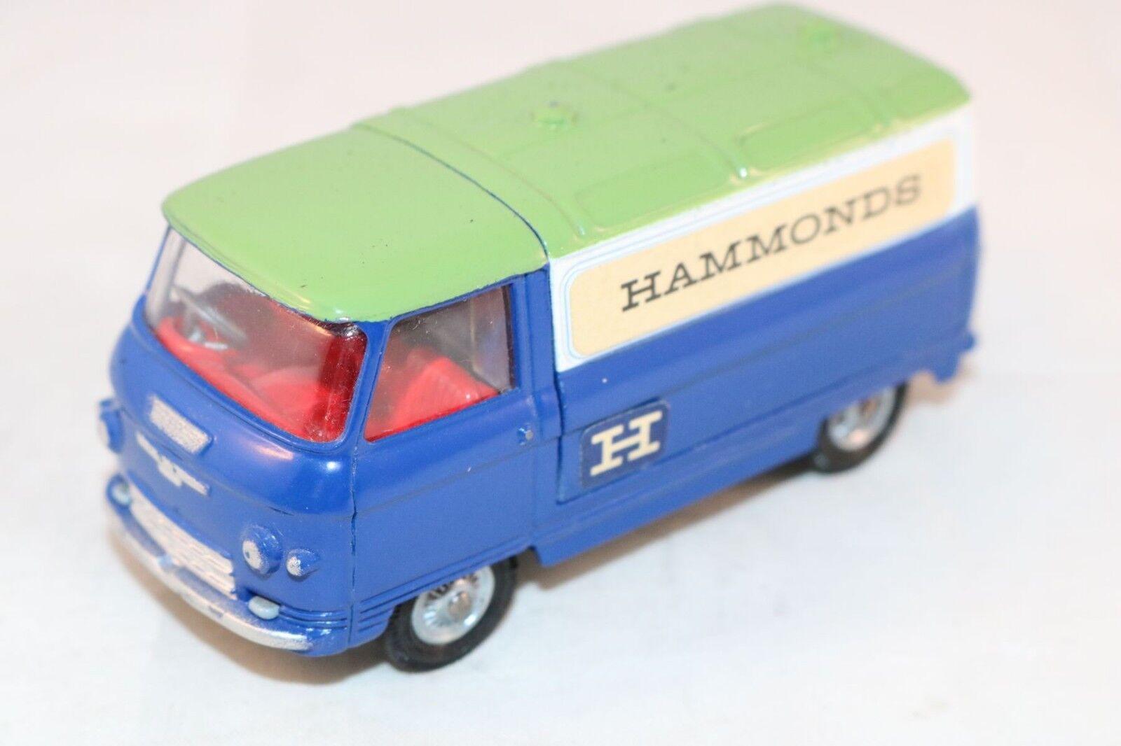 Corgi Toys 462 Commer  Hammonds Promotional Van very near mint a beauty Superb