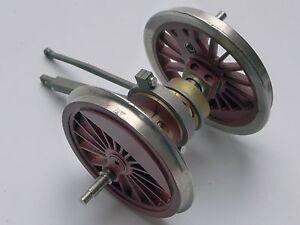 Accucraft-BR-45-Radsatz-neu-DB-Class-45-Driver-with-and-w-o-Eccentrics-new