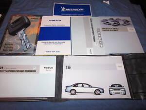 2004 volvo s 60t operators manual