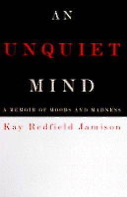 Jamison, Kay Redfield, An Unquiet Mind, Paperback, Very Good Book