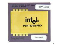 Kb80521ex200 256k Sy22v/sy22t (5064-1805) Intel Pentium Pro 200mhz