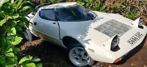 Lancia-Stratos-Kit-car-unfinished-project-Volumex-supercharged-Lancia-8-Valve