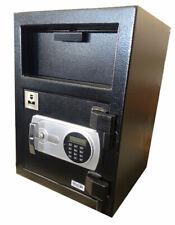 Depository Safe Electronic Digital Money Drop Safes 12 Door Real Security