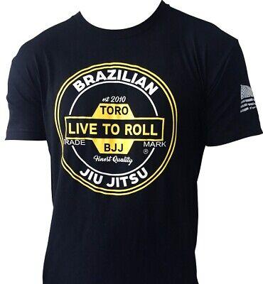 """TORO BJJ /""""Don/'t Wristlock Me/"""" SHIRT Brazilian Jiu Jitsu wrist lock FREE Shipping"""