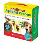 Nonfiction Alphabet Readers: 26 Just-Right Titles That Teach the Letters from A to Z by Scholastic Teaching Resources (Paperback / softback, 2014)