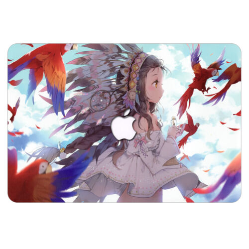 "Hard Case Shell Rubberized Keyboard Cover Fit Macbook Pro 13//15/"" Air 11 13/"" DK"