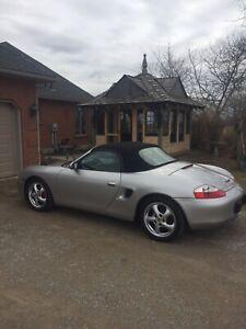 1998 Porsche Boxter 986