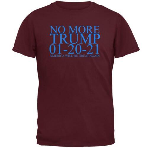 Election 2020 No More Trump 01-20-21 Mens T Shirt