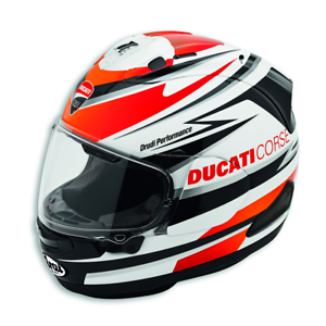 ducati arai rx 7 gp v corse speed helm integralhelm helmet neu 2018 ebay. Black Bedroom Furniture Sets. Home Design Ideas