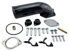 08-10 FORD 6.4L V8 POWERSTROKE EGR DELETE KIT W//ELBOW F250 F350 F450 F550 F-350