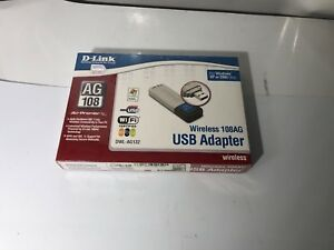 DWL-AG132 WIRELESS 108AG DRIVERS FOR WINDOWS 7