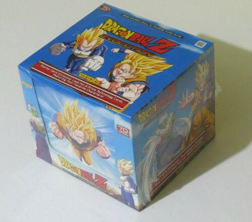 Dragon Ball Z Panini Evolution Starter Deck Box 10 Decks Sealed DBZ TCG