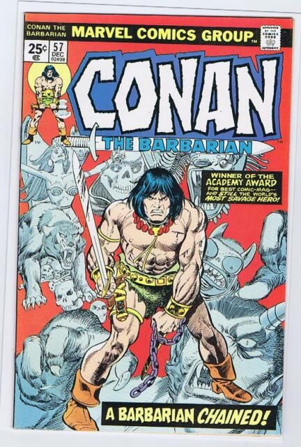 CONAN THE BARBARIAN 57 8.5