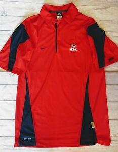 university of arizona wildcats nike dri in camicia polo golf ncaa