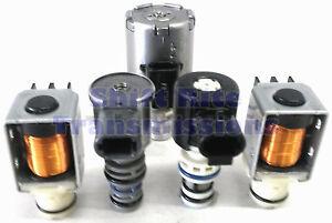 4L60E NEW 96-UP 3-2 DOWN SHIFT TCC SOLENOID KIT GM 4L65E 4L70E M30 M32 DOWNSHIFT