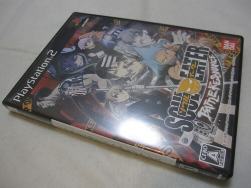 1 of 1 - 7-14 Days to USA Airmail. USED PS2 Soul Eater Battle Resonance Japanese Version