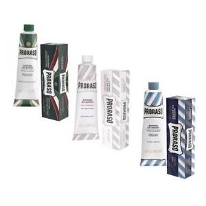 PRORASO-Shaving-Cream-Different-Scents-in-a-Tube-150ml-GENUINE