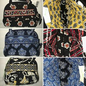 VERA-BRADLEY-039-Audrey-039-Multiple-Vintage-Patterns-New-With-Tags-6-x-5