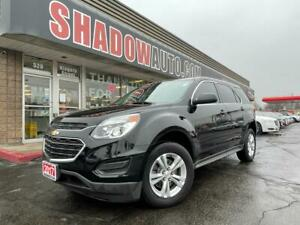 2017 Chevrolet Equinox LS - ONSTAR/ BLUETOOTH/ BACKUP CAM/ VOICE COMMAND