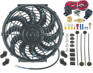 Image Is Loading 12 034 Inch Universal Car Electric Fan Motor