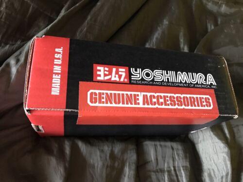 Works Edition Yoshimura 040HA146500 Chassis Protector Kit