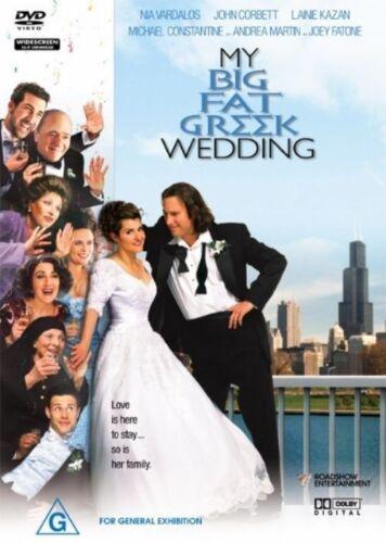 1 of 1 - My Big Fat Greek Wedding (DVD, 2003)