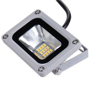 FOCO-PROYECTOR-LED-SMD-10W-12V-24V-ESPANA-Exterior-Focos-Lampara-Pared-Luz
