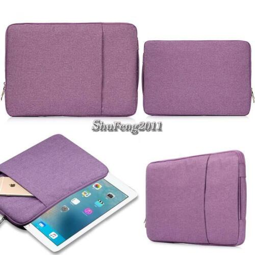 Carrying Laptop Sleeve Case Pouch Bag For Various Sony Xperia Tablet