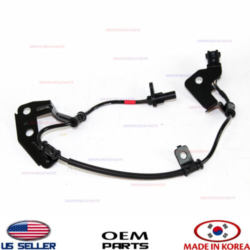 SORENTO SANTA FE 13-18 4WD 956812W000 ABS WHEEL SPEED SENSOR REAR RIGHT GENUINE