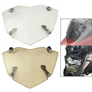 Front-Headlight-Cover-Guard-Lens-Protector-For-2013-2018-BMW-R1200GS-LC-ADV-WC