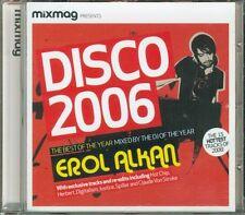 Mixmag Presents Disco 2006 Mixed By Erol Alkan (Hot Chip/Justice/Spiller) Cd Ex