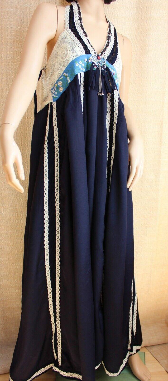 HIGH USE Sommer Kleid Affinity Gr. 32 34 36 Ausgefallen Luxus