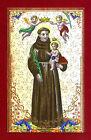 SANTINO SANT'ANTONIO DI PADOVA IMAGE PIEUSE - HOLY CARD- Heiligenbild