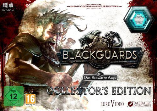 1 von 1 - Das Schwarze Auge : Blackguards - Collector's Edition - PC + Figur - Neu Ovp