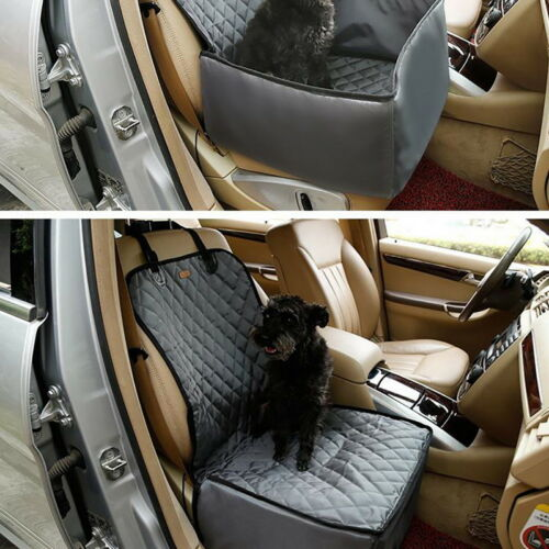 1PC Dog Car Front Seat Cover for Pets  Waterproof Car Protector Car Carrier GIFT