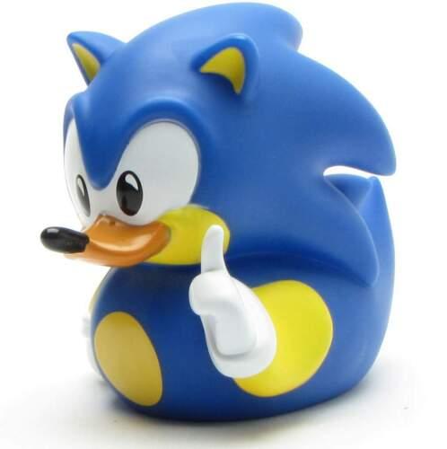 Badeenten Sonic the Hedgehog Quietscheenten Quietscheentchen Plastikente