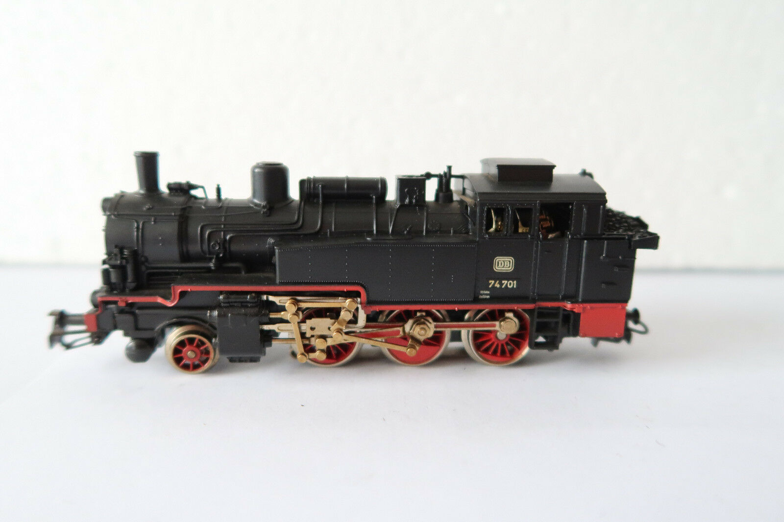 HO/AC 3095 a Vapore Locomotiva Br 74 701 DB  de/329-31c2/7