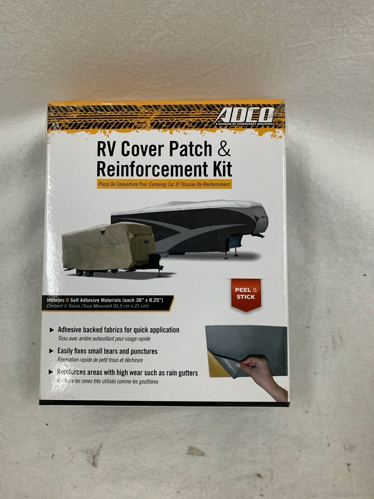 ADCO Universal RV Cover Patch Kit 9023