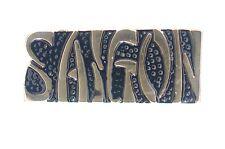 US USA Saigon Vietnam Military Hat Lapel Pin
