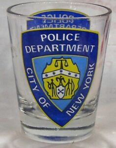 City-Of-New-York-Police-Department-Shot-Glass-4846