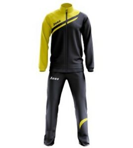 Men's Clothing Intellective Tuta Amilkare Zeus In Poliestere Tracksuits