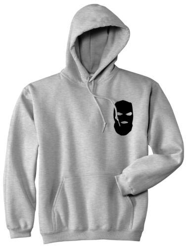 Ny Räuber Kapuzenshirt Mask Of Pullover Gauner Brust Ski Kings qC5USFn