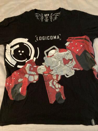 Ghost In The Shell: Arise Logicoma T Shirt