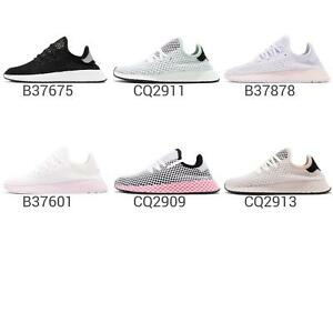 4782d7bb4 adidas Originals Deerupt W Runner Womens Running Shoes Sneakers Pick ...