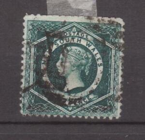 NEW South Wales Regina Vittoria, N. 26 a, timbrato